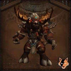 Highmountain Tauren race boosting service in World of Warcraft US (WoW)