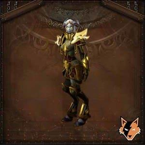 Lightforged Draenei race boosting service in World of Warcraft EU (WoW)