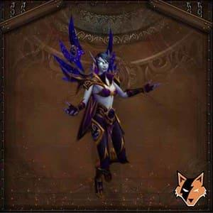 Void elf race boosting service in World of Warcraft EU (WoW)